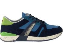 Blaue Napapijri Sneaker Rebut