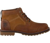 Cognacfarbene Ankle Boots Larchmont Chukka