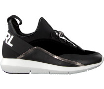 Schwarze Karl Lagerfeld Sneaker Kl61134
