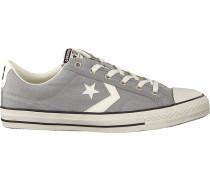 Graue Converse Sneaker Star Player OX MEN