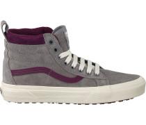 Grüne Vans Sneaker Ua Sk8-hi Mte Women
