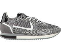 Schwarze Sneaker 85232