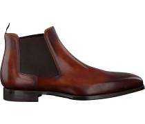 Braune Magnanni Chelsea Boots 20109