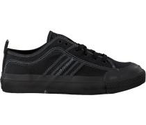 Schwarze Diesel Sneaker Sample