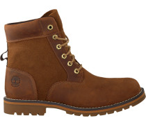 Cognacfarbene Ankle Boots Larchmont 6IN Boot B MED