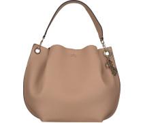 Beige Guess Handtasche Hwvg68 53030