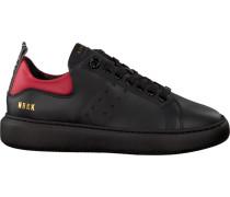 Schwarze Nubikk Sneaker ROX Phantom