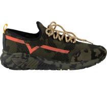 Grüne Diesel Sneaker S-Kby Heren