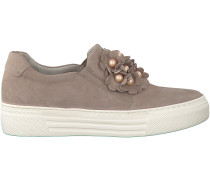 Taupe Gabor Slip On 462