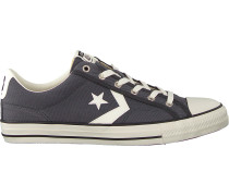 Graue Converse Sneaker Star Player Ox Men