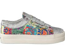 Silberne Replay Sneaker Muesli