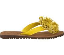 yellow Lazamani shoe 33.650