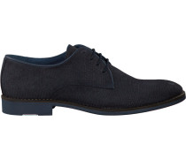 Blaue Mcgregor Business Schuhe Napoli