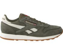 Grüne Reebok Sneaker CL Leather TL MEN