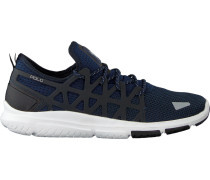 Blaue Polo Ralph Lauren Sneaker Train200 Heren