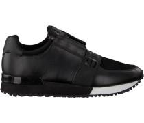 Schwarze Bjorn Borg Sneaker R710 LOW STP VLT W