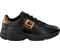Schwarze Bjorn Borg Sneaker X310 Low