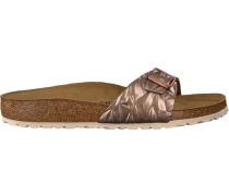 bronze Birkenstock Papillio shoe Madrid Spectral