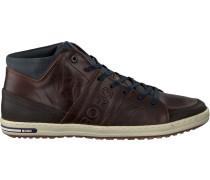 Braune Bjorn Borg Sneaker Curd MID M