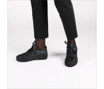 Schwarze Floris Van Bommel Sneaker 85252