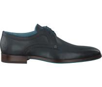 Blaue Rehab Business Schuhe Mayson Basic