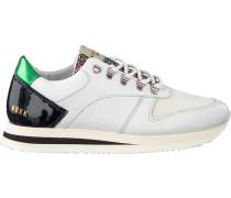 Weiße Nubikk Sneaker EVI JAW