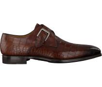 Braune Magnanni Business Schuhe 22644