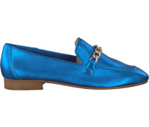 Blaue Tosca Blu Shoes Loafer Ss1803S046