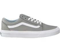Graue Vans Sneaker OLD Skool WMN