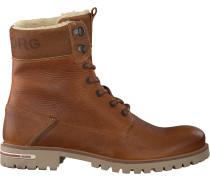 Braune Bjorn Borg Sneaker High Kenn Hgh