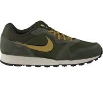 Grüne Nike Sneaker MD Runner Heren