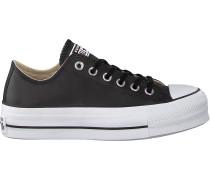 Converse Sneaker Chuck Taylor Allstar Lift Clea Schwarz Damen