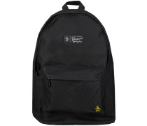 Schwarze Rucksack Homboldt Backpack