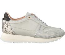 Weiße Fred De La Bretoniere Sneaker 101010050