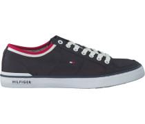 Blaue Sneaker Core Corporate Textile Sneaker