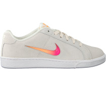 Weiße Nike Sneaker Court Royale Wmns