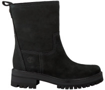 Schwarze Ankle Boots Courmayeur Valley MI