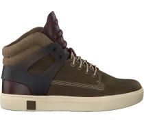 Grüne Timberland Ankle Boots Amherst Winter Chukka