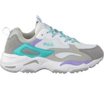Weiße Fila Sneaker RAY Tracer WMN