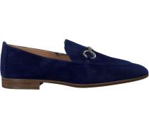 Blaue Unisa Loafer Durito