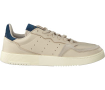 Beige Adidas Sneaker Supercourt