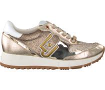 Goldfarbene Liu Jo Sneaker Gigi 02