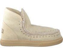Weiße Mou Ankle Boots Fw111000a
