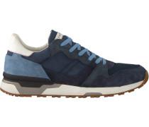 Blaue Crime London Sneaker 11402Pp1