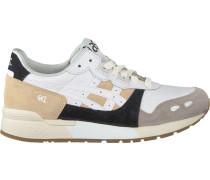 Weiße Onitsuka Tiger Sneaker Gel-Lyte