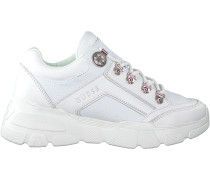 Weiße Guess Sneaker Sike3