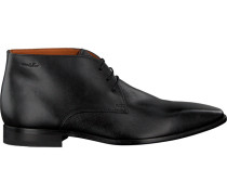 Schwarze Van Lier Business Schuhe 1856403