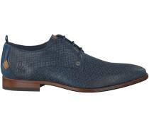 Blaue Rehab Business Schuhe Greg Checker