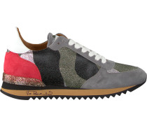 Graue Via Roma 15 Sneaker 2462