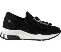 Schwarze Liu Jo Slip-on Sneaker Karlie 09